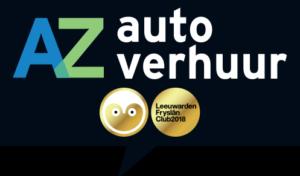 AZautoverhuur logo